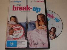 'THE BREAK-UP' 2006 Region 2,4,5 DVD - Jennifer aniston, Vince Vaughn