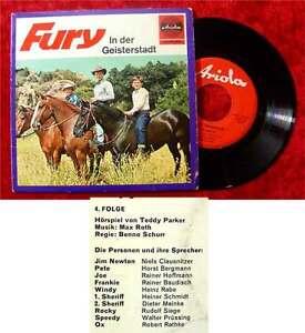 EP Fury in der Geisterstadt (1963)