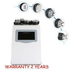 5in1 Ultrasonic Cavitation RF RadioFrequency Vacuum Liposuction Slimming Machine
