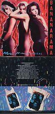 CD Single Bananarama MORE THAN PHYSICAL 13-TRACK CARD SLEEVE   REMIXES VG