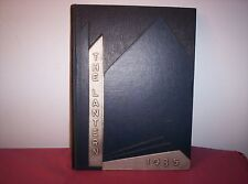 1935 The Lantern Lamburth College, Jackson, Tennessee Yearbook
