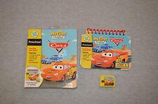 My First LeapPad Disney Pixar Cars Preschool Learning Cartridge and Book