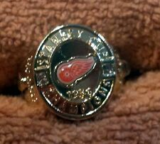 Detroit Red Wings Stanley Cup 1936 NHL Championship Ring Molson Canadian 2016