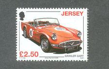 JERSEY Classic automobili Daimler Gomma integra, non linguellato