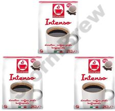 108 (3X36) BONINI INTENSE DARK ROAST, STRONG COFFEE PODS/PADS FOR PHILIPS SENSEO