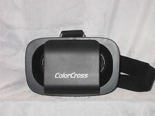 """ColorCross Universal 3D VR Video 3D Glasses for 4.7-6"""" Screen Smartphone NEW"""