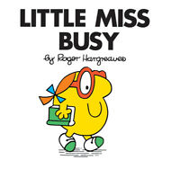 My Little Miss World Collection - Vol 19: LITTLE MISS BUSY - (2019) - NEW