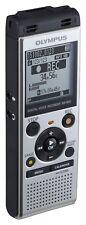 OLYMPUS WS-852 Diktiergerät - Voice Recorder mit 4 GB + USB + SD Slot in grau