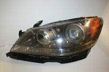 05 06 07 08 ACURA RL BI XENON HEADLIGHT LEFT DRIVER SIDE USED OEM