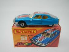 Matchbox SuperFast Streakers Citroen SM MB51