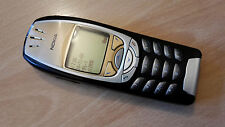 Nokia 6310i in schwarz-gold inkl. orig. Ak. und NT +++ Softwareversion 7.00 +++