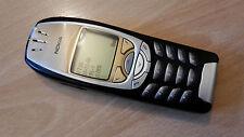 Nokia 6310i nero-oro incl. ORIG. AK. e NT +++ software versione 7.00 +++