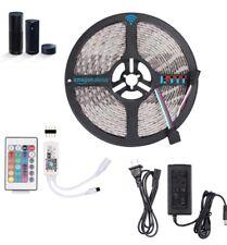 Youngist Smart WIFI Alexa RGB LED Strip Light Kit with UL adapter, Waterproof 24