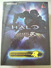 Play Arts KAI - HALO SPARTAN MARK V-GOLD (Limited Edition), PlayArts
