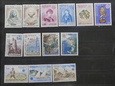TIMBRES MONACO** 6 séries complètes EUROPA - 1974 à 1979 (A367)