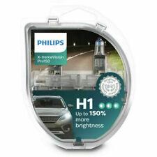 2x PHILIPS lampadine H1 X-tremeVision Pro150