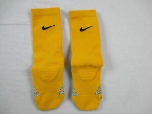 Nike Socks Unisex's Yellow Poly NEW Multiple Sizes