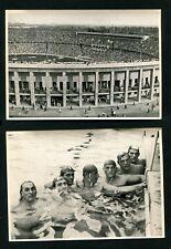 Olympia 1936 Band II  - Bild 8 und 101    (IK-1)