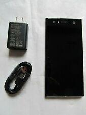 Sbloccato Sony Xperia XA2 Ultra 32GB Nero Smartphone 4K Vid+23MP CAM Nera B