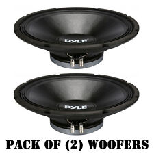 "Pair of New Pyle PPA15 800 Watt Professional Premium PA 15"" Woofers DJ Pro Audio"