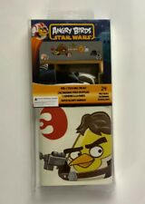 ANGRY BIRDS STAR WARS Peel and Stick Wall Decals-24 decals BRAND NEW