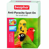 Beaphar Spot On Mite Lice For Small Birds