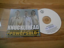 CD Indie Knucklehead-powersolo (1 chanson) promo homo Frog