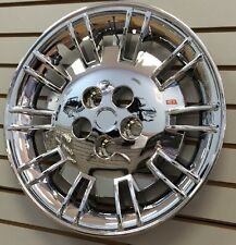 "2005-2010 CHRYSLER 300 MAGNUM CHARGER 17"" Bolt-On Hubcap Wheelcover CHROME"