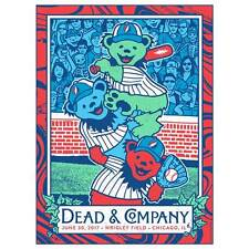 Dead & Company CD Soundboards ~ Wrigley Field, Chicago ~ 6/30/17 ~ Brand New!