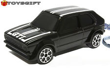 RARE KEY CHAIN 1974~1984 BLACK RABBIT VW GOLF GTi 1 VOLKSWAGEN SEE PHOTO BELOW