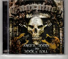 (HI576) Engrained, Anger Roots & Rock n Roll - 2010 CD