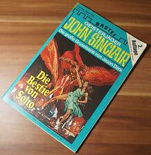 John Sinclair Geisterjäger Gruselromanheft Bastei 2. Auflage Band 155