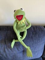 Eden Toys, Inc. Jim Henson's Kermit the Frog Stuffed Doll. Made in China