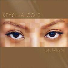 CD - COLE, KEYSHIA - JUST LIKE YOU - SEALED