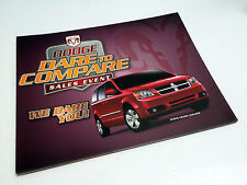 2010 Dodge Grand Caravan SXT Preview Brochure