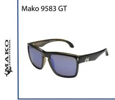 Mako GT Blue Mirror Glass Sunglasses Polarised 9583+ Free Postage