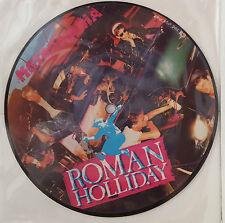 "ROMAN HOLLIDAY - Motor Mania  7"" Vinyl *PICTURE DISC* *MINT* (P&P OFFER!)"
