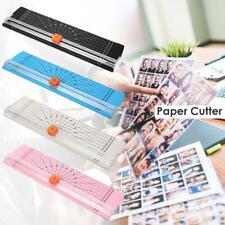 Broadroot A4 Papierschneidemaschine Papierschneider Büro Trimmer Foto Samme