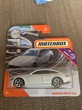 Matchbox 2020 Mercedes-AMG GT 63 S