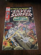 Silver Surfer    # 9     (1969)    Comics