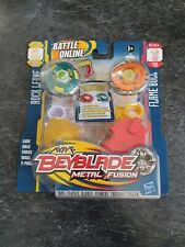 Beyblade Metal Fusion Lion gale force wall 2 pack, new boxed, Genuine hasbro