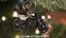 Yamaha V Max Motorcycle Custom Christmas Ornament 1/64 Adorno Honda Racing Vmax
