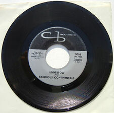 SURF TITTYSHAKER FABULOUS CONTINENTALS ~ UNDERTOW / RETURN TO ME 1963 VG++  5003