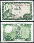 1000 pesetas año 1965 San Isidoro SIN SERIE EBC / Spain Pick 151 XF