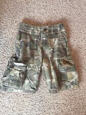 Boys Size 5 Cargo Shorts  Oshkosh Camo