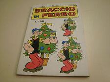 BRACCIO DI FERRO NUMERO 12 DEL DICEMBRE 1967 DA EDICOLA, PERFETTO