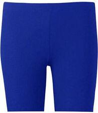 Shorts in Blau für Radsport