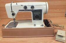 Genuine Vintage Wards Signature (UHT J277F) Sewing Machine & Accessories *READ*