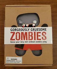 Gorgeously Gruesome Zombies DIY felt craft kit and book - great for kids!