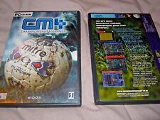 Championship Manager 4 (PC: Windows, 2003) - UK  Version